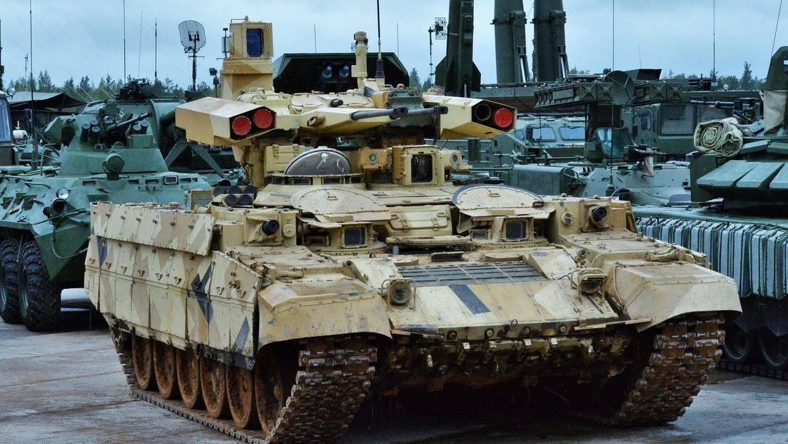 """Nach erfolgreichem Einsatz in Syrien: """"Terminator-2"""" geht in Serienproduktion"""