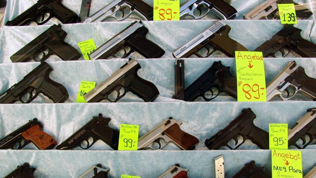 Tschechien nimmt Schusswaffenbesitz in Verfassung auf
