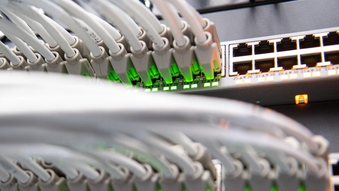 Vorübergehende Internet-Störung in Deutschland