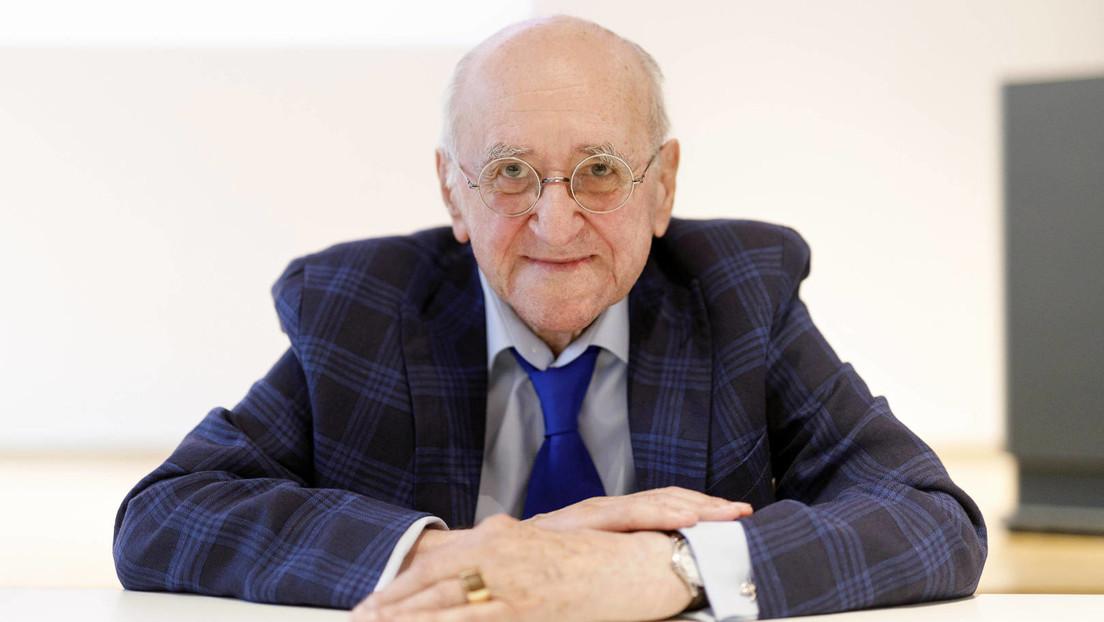 Entertainer Alfred Biolek gestorben