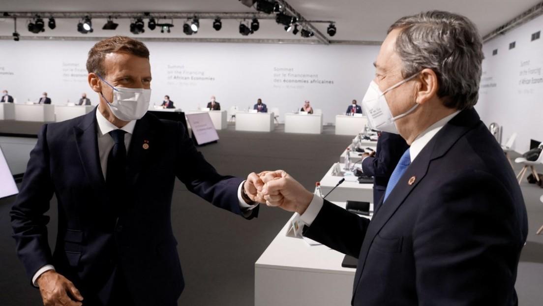 Frankreich und Italien verschärfen Corona-Maßnahmen