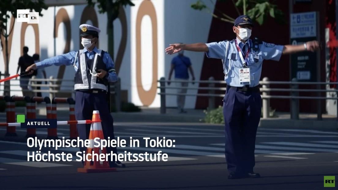 Olympia in Tokio: Wettkämpfe im Zeichen von Corona
