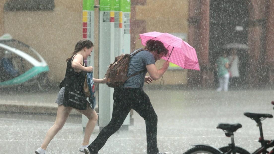 """Starkregen durch Klimawandel? """"Stern"""" verbreitete irreführende Wettergrafik"""