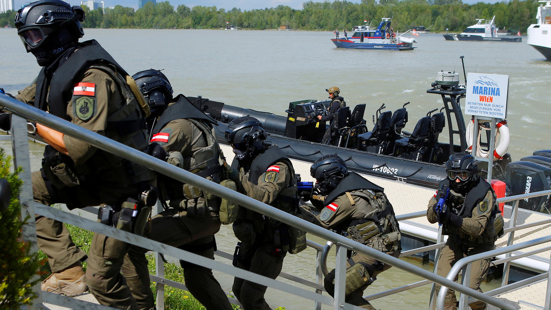 Wegen illegaler Migration: Österreich schickt Elitepolizisten an die litauisch-weißrussische Grenze