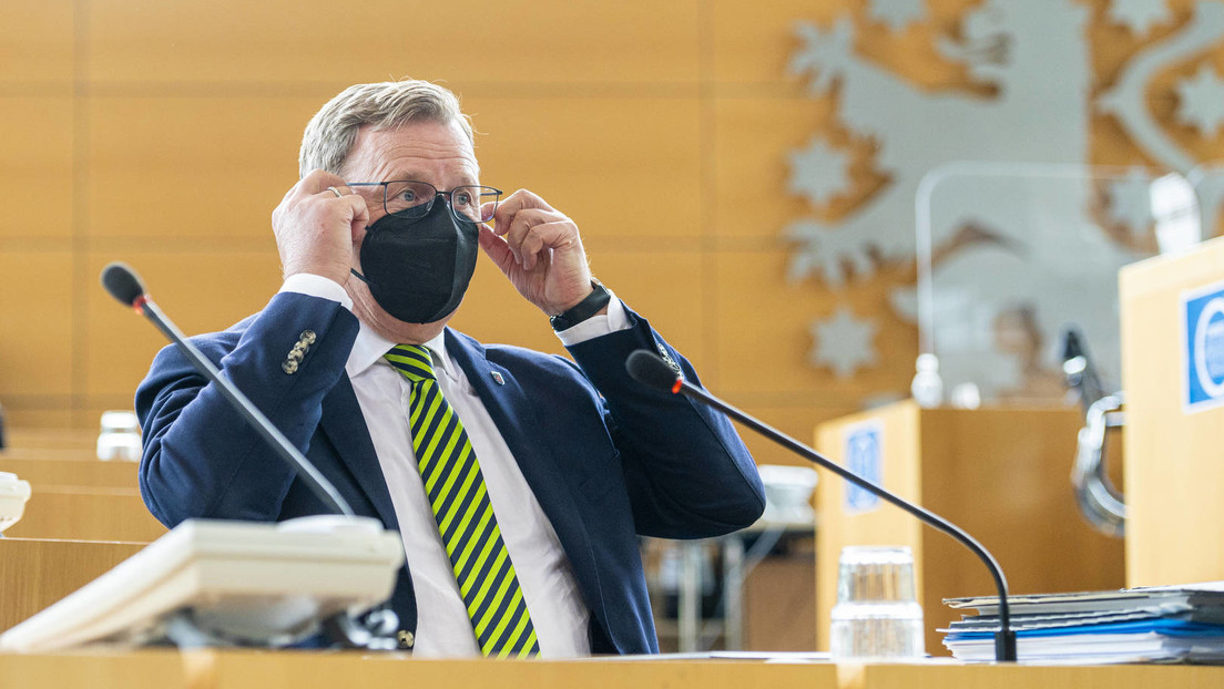 Björn Höcke und die Demokraten – Possenspiel  im Thüringischen Landtag