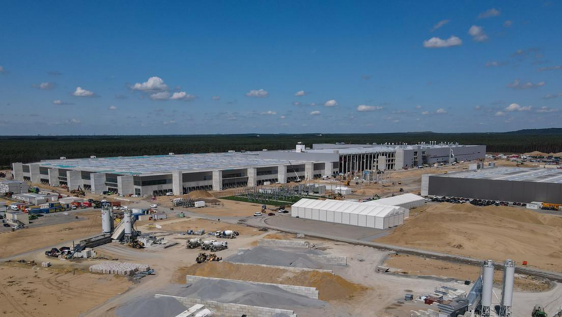 Gigafactory in Brandenburg: Tesla hat wieder einmal Vorgaben ignoriert