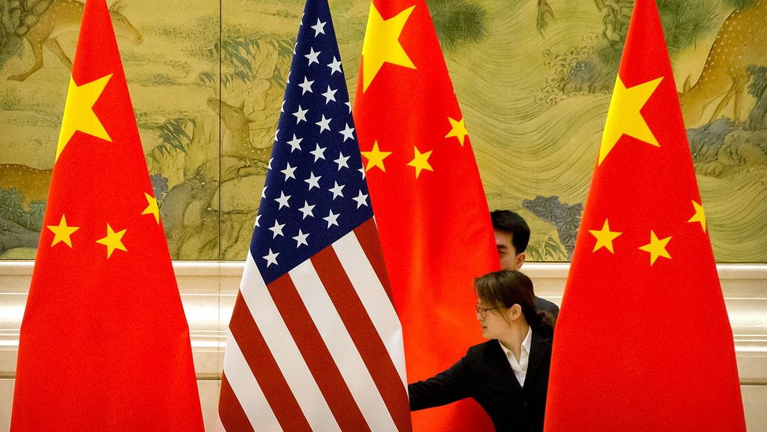 Streit über Hongkong: China verhängt Sanktionen gegen mehrere US-Vertreter