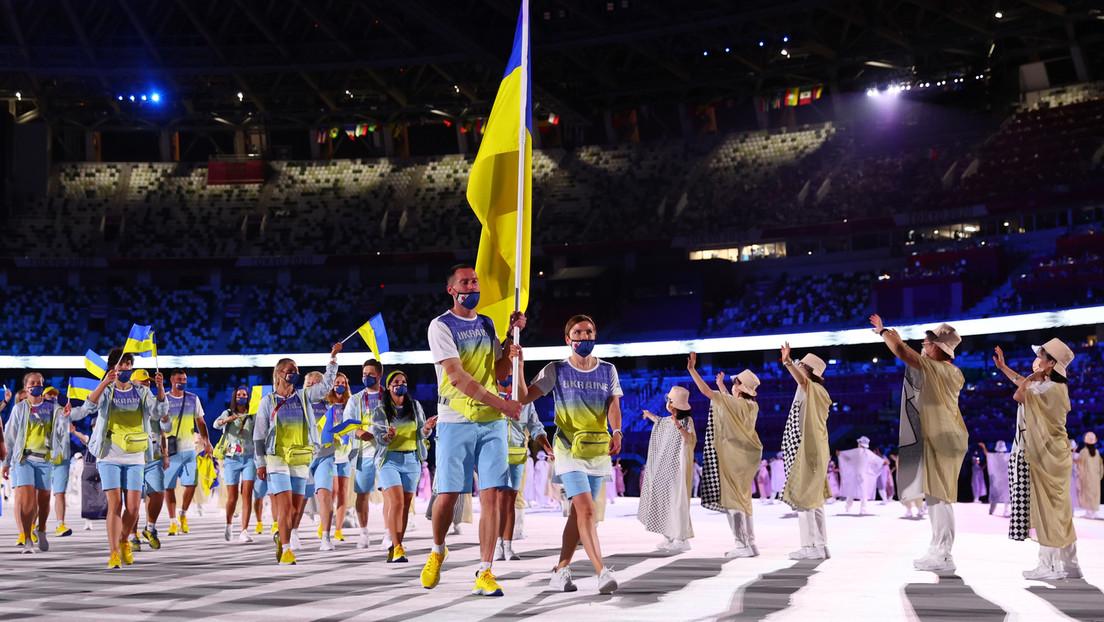 Tschernobyl für Ukraine? TV-Sender entschuldigt sich für Grafik bei Olympia-Eröffnungszeremonie