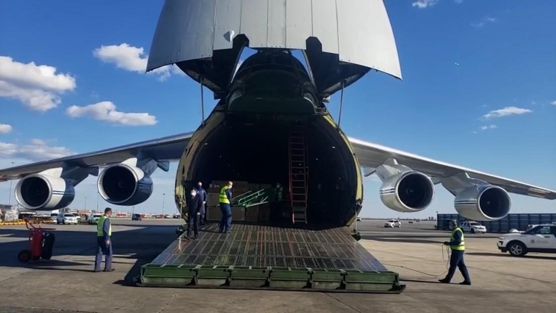 Russland schickt über 88 Tonnen Hilfsgüter nach Kuba