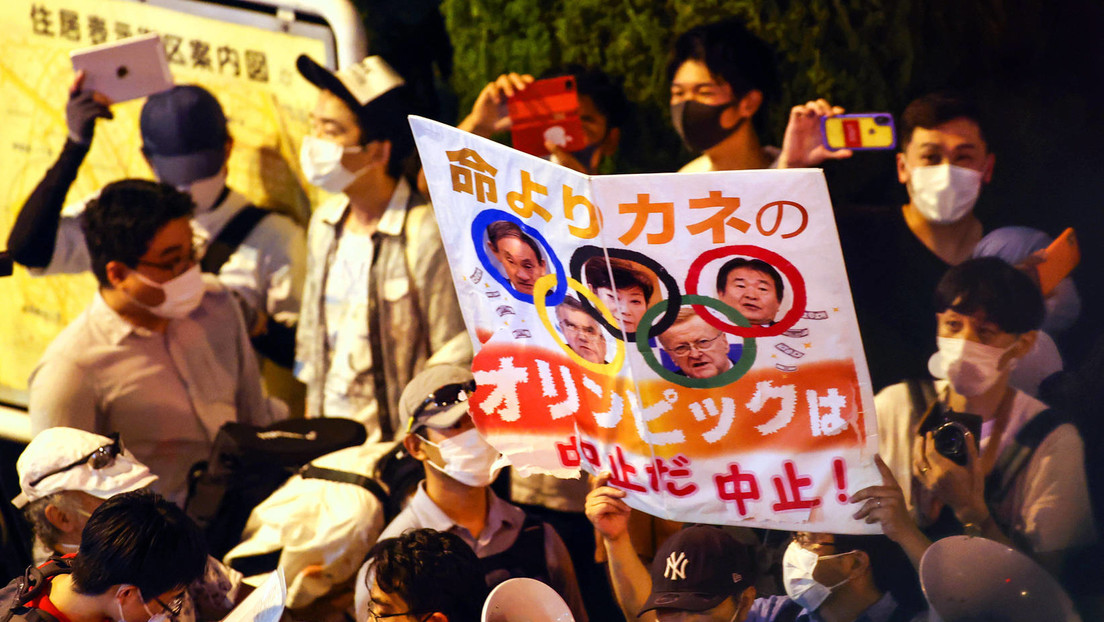 Japan: Olympia-Kommentator warnt vor steigenden Corona-Zahlen in Tokio