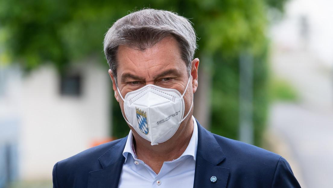 Söder: Vorgezogene Ministerpräsidentenkonferenz soll Beschlüsse zur Impfung von Kindern fassen