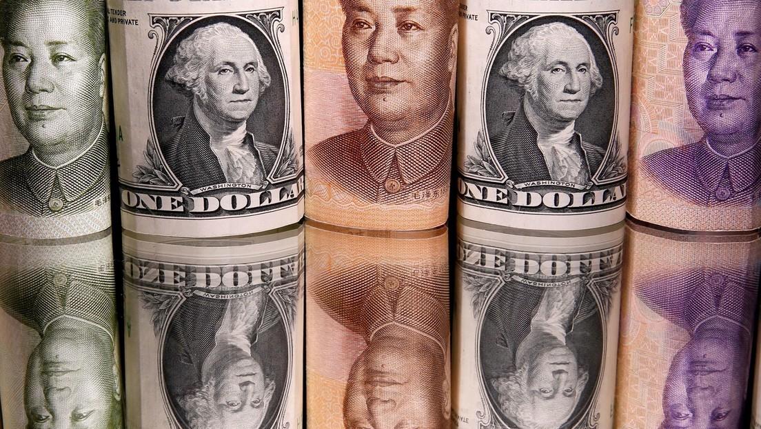 Zentralbanken wollen Anteil chinesischer Währung erhöhen und Bestände an US-Dollar reduzieren