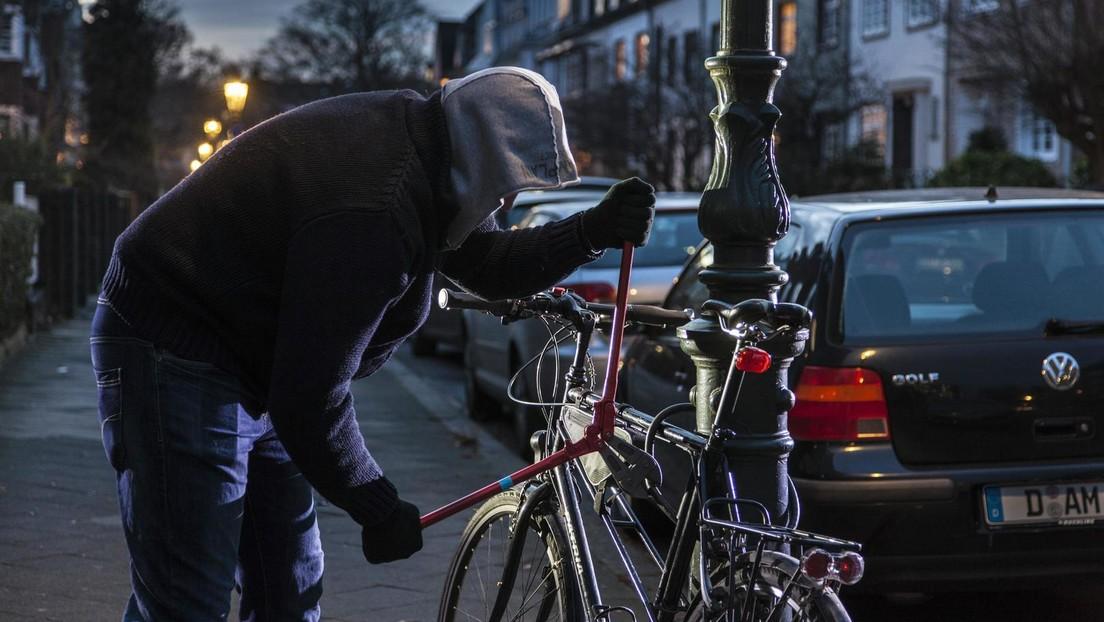 Deutsche Welle: Ukraine wird zum Vertriebsort in Deutschland gestohlener Fahrräder