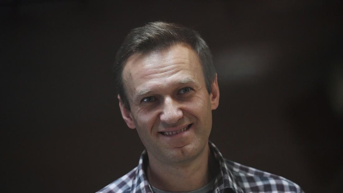 Russland: Nawalnys Website auf Ersuchen der Generalstaatsanwaltschaft gesperrt