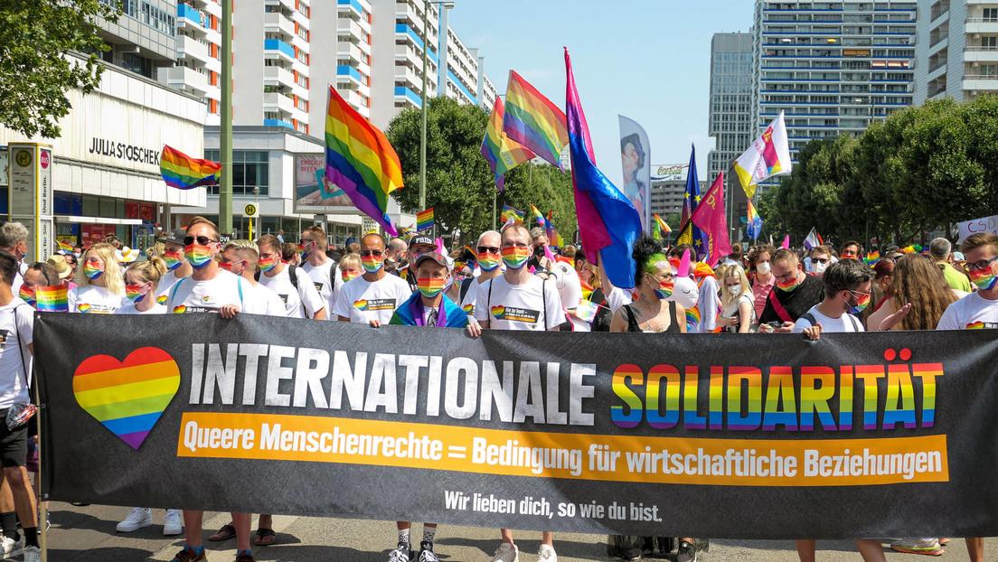 Staatlicher Zuspruch, Homophobie und Gewalt im Umfeld des CSD in Berlin