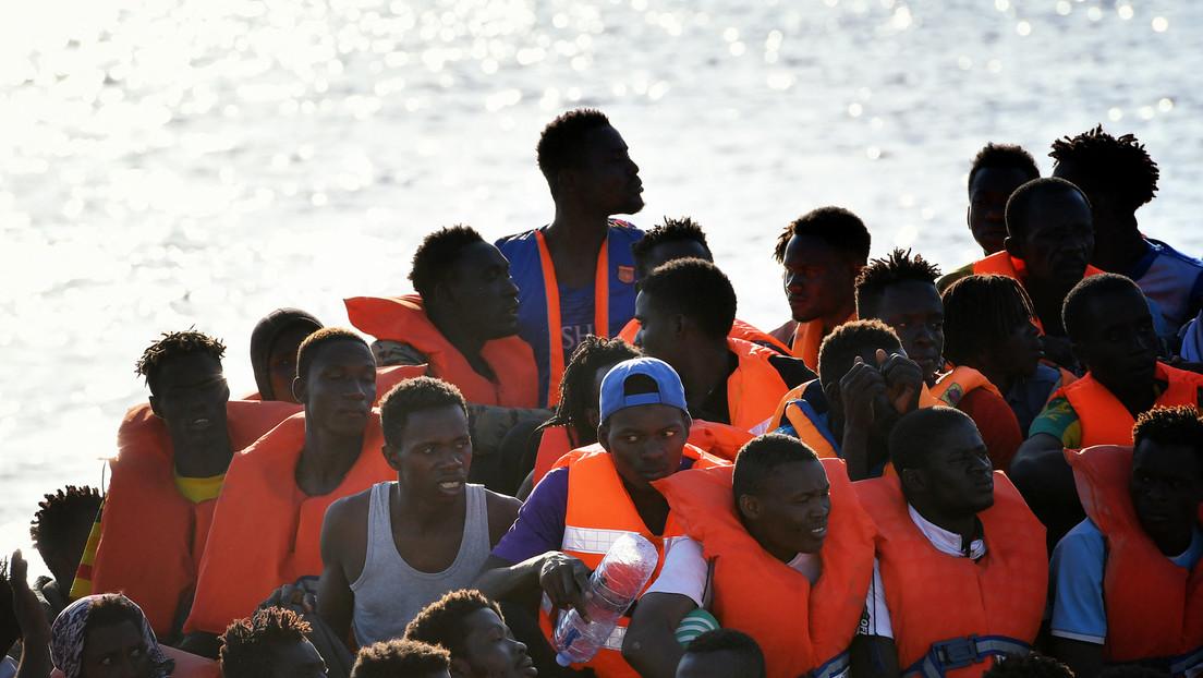 Mindestens 57 Migranten bei Schiffsunglück vor der Küste Libyens ertrunken