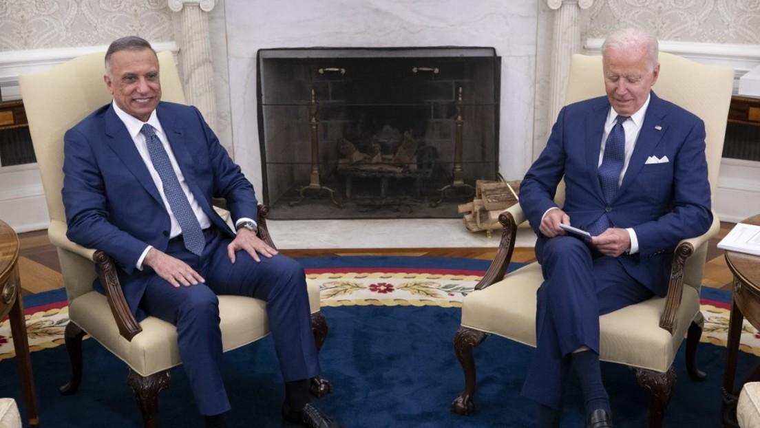 Biden: Ab Jahresende kein Kampfeinsatz mehr im Irak