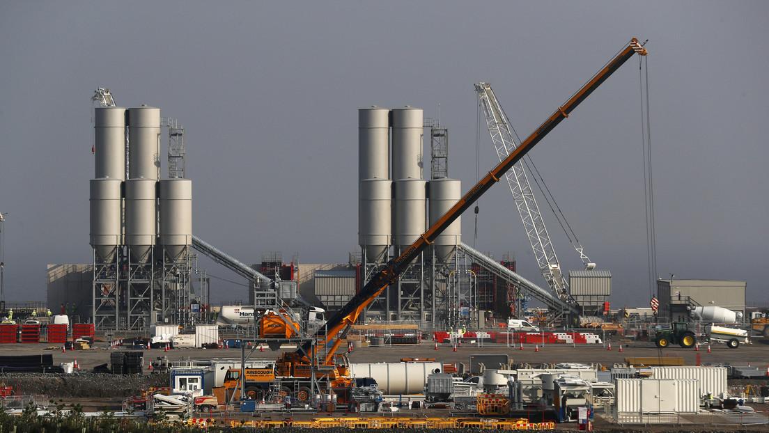 Großbritannien will Chinas Atomkonzern von Energieprojekten ausschließen