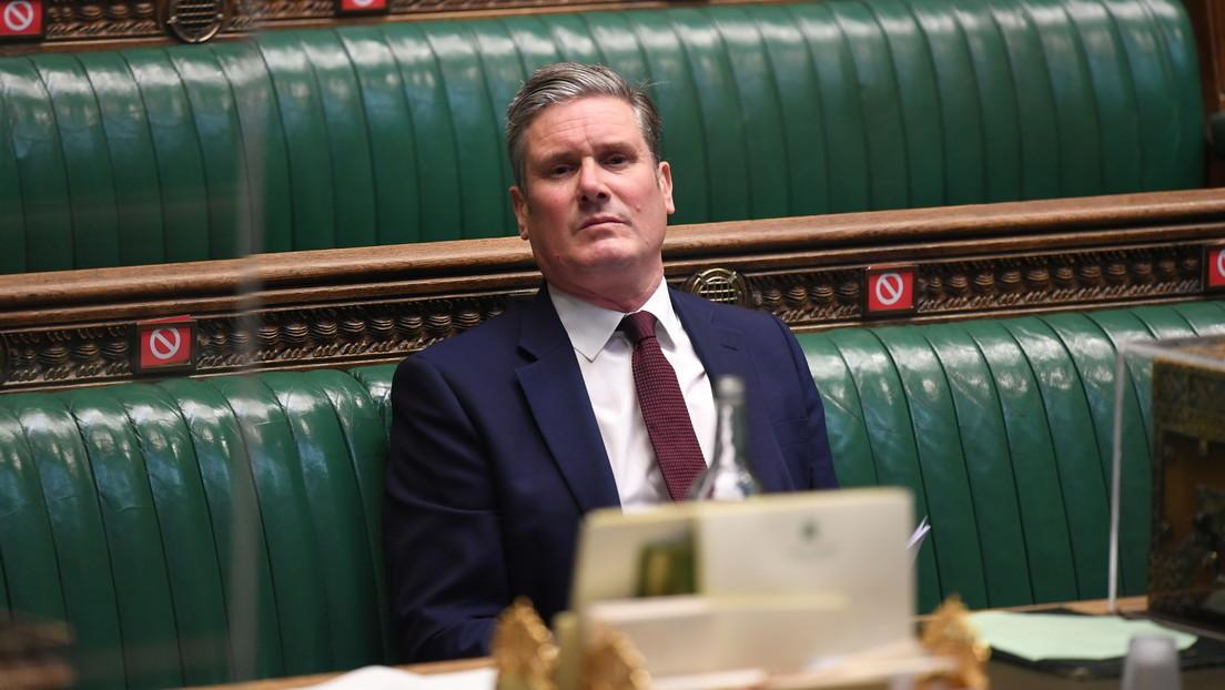 Britische Medien: Mit Keir Starmer als Vorsitzendem verliert Labour Party 250 Mitglieder pro Tag