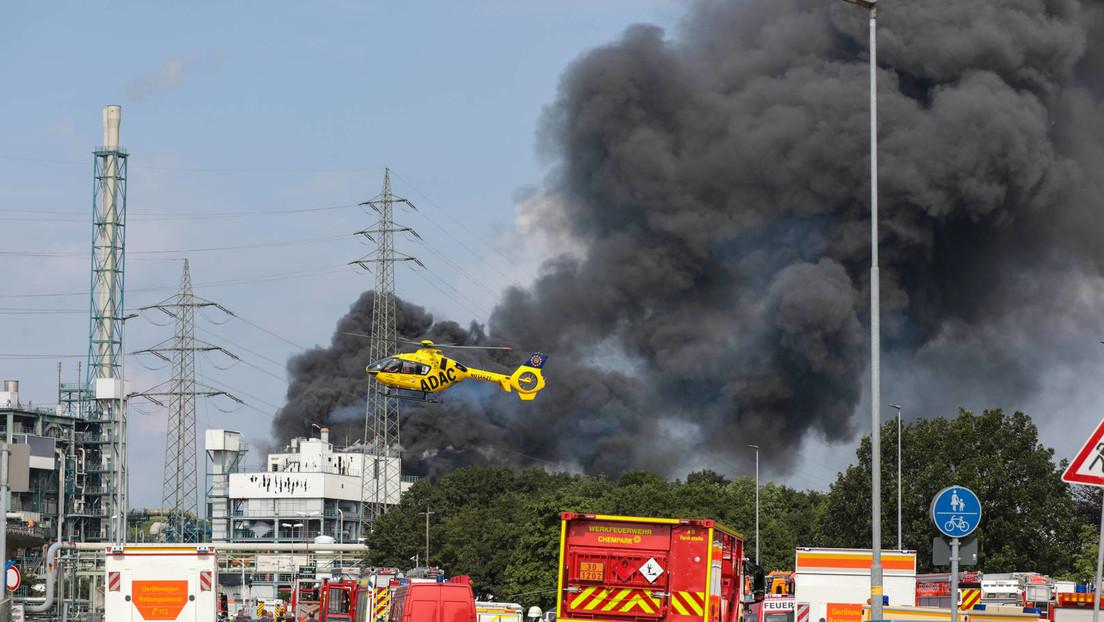 Explosion in Leverkusen: Zahl der Toten auf zwei gestiegen, 31 Verletzte, fünf Vermisste