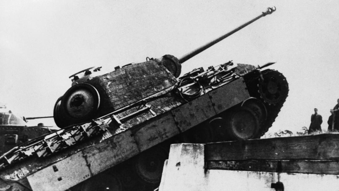 """""""Panther"""" im Keller: Panzer aus Zweitem Weltkrieg bei deutschem Rentner gefunden"""