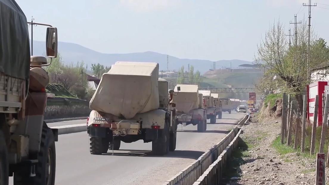Beunruhigende Lage in Afghanistan: Russland liefert Tadschikistan Militärausrüstung