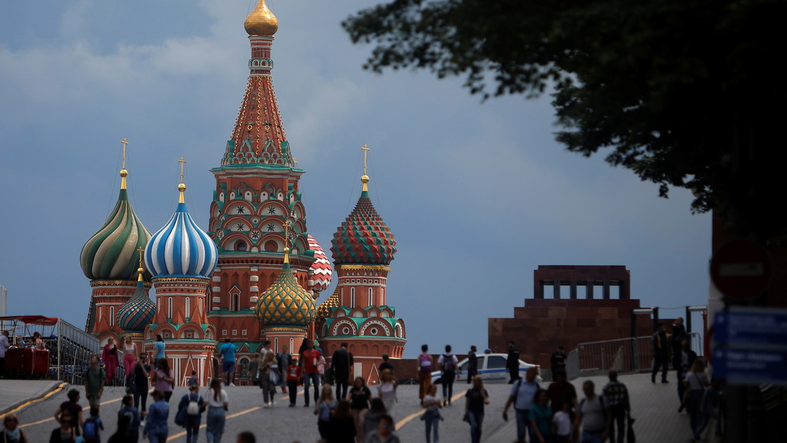 IWF: Russische Wirtschaft erholt sich von der Pandemie schneller als erwartet