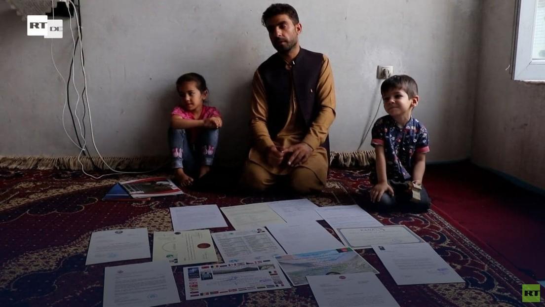 """""""Verräter"""" in Gefahr: Taliban verfolgen afghanische Ortskräfte"""