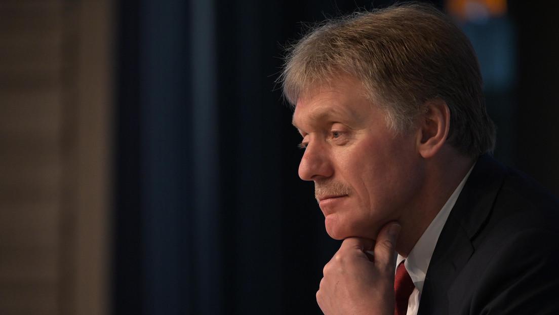 """Kremlsprecher Peskow zur Aussetzung des Petersburger Dialogs: """"Wir bedauern diese Entscheidung sehr"""""""