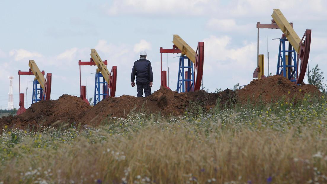 Statistikbehörde: Russland ist in diesem Jahr zweitgrößter Ölproduzent der Welt