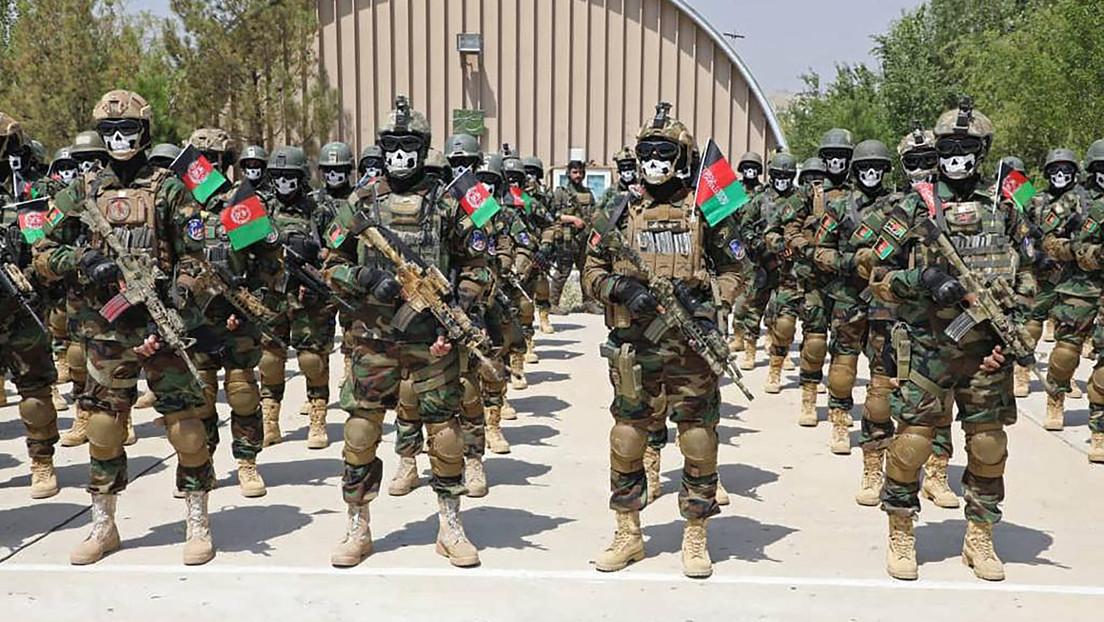 NATO startet Training für afghanische Spezialkräfte in Türkei