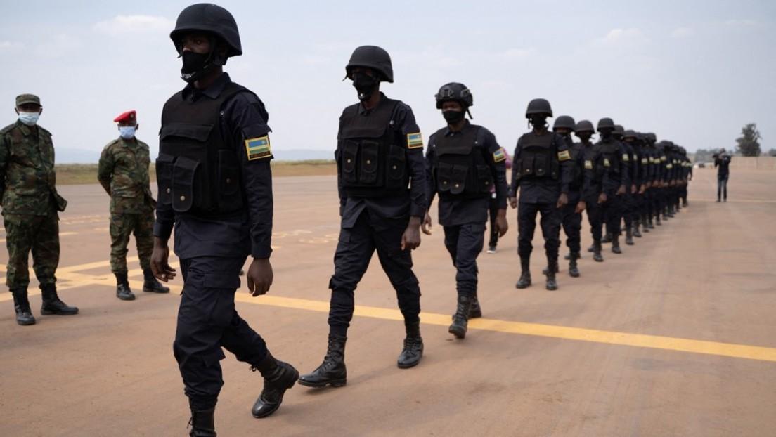Auch Südafrika schickt Soldaten nach Mosambik