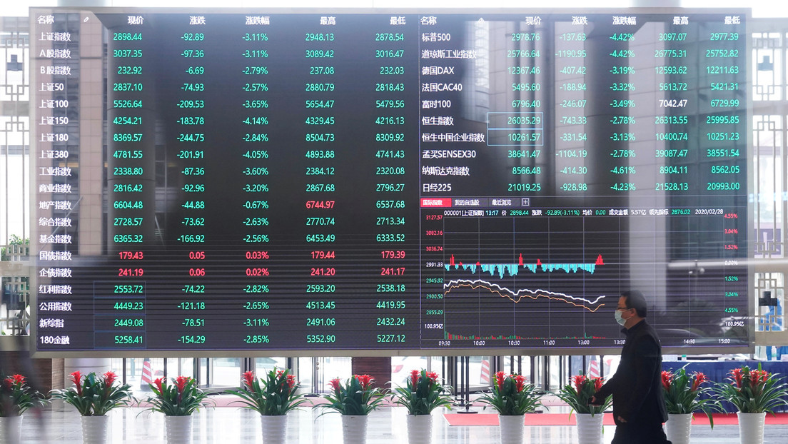 Peking erlaubt chinesischen Unternehmen weiterhin Börsengänge in den USA