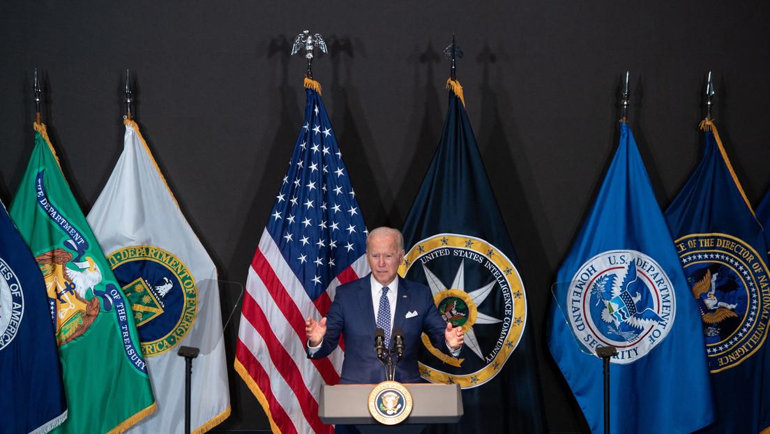 """Biden warnt seine Nachrichtendienste vor """"echtem Krieg"""": Arktis, Wahlen 2022, Cyberangriffe"""