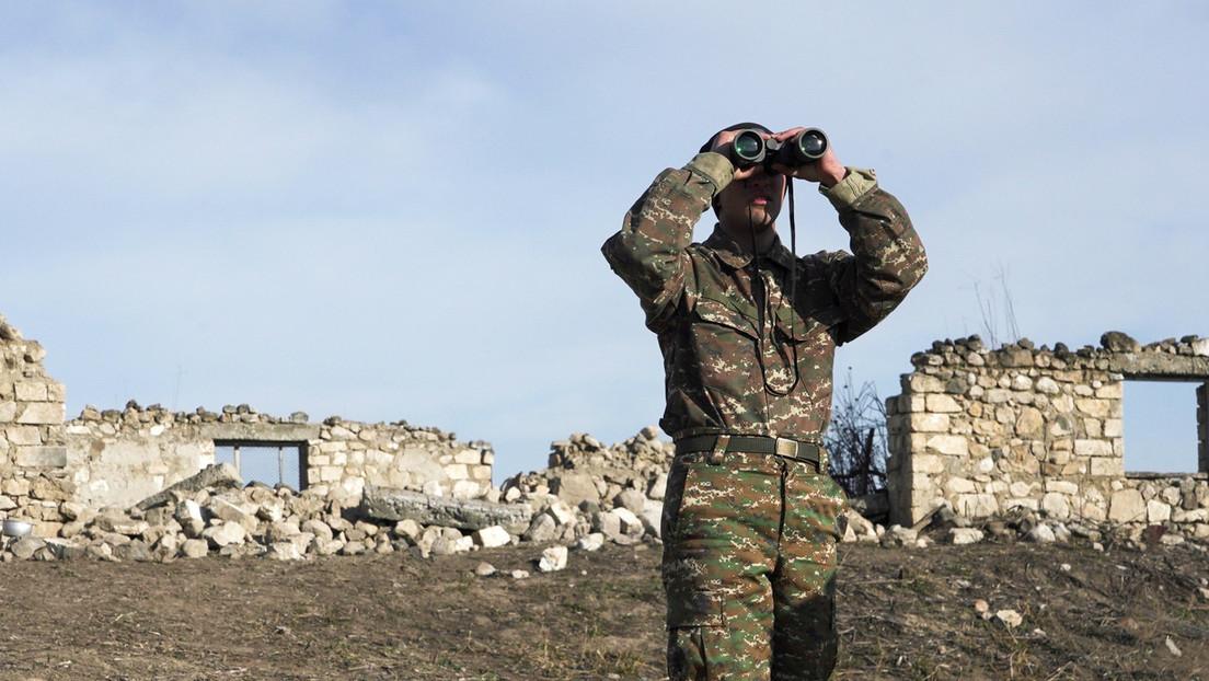 Bergkarabach: Aserbaidschan und Armenien werfen sich gegenseitig Bruch des Waffenstillstands vor