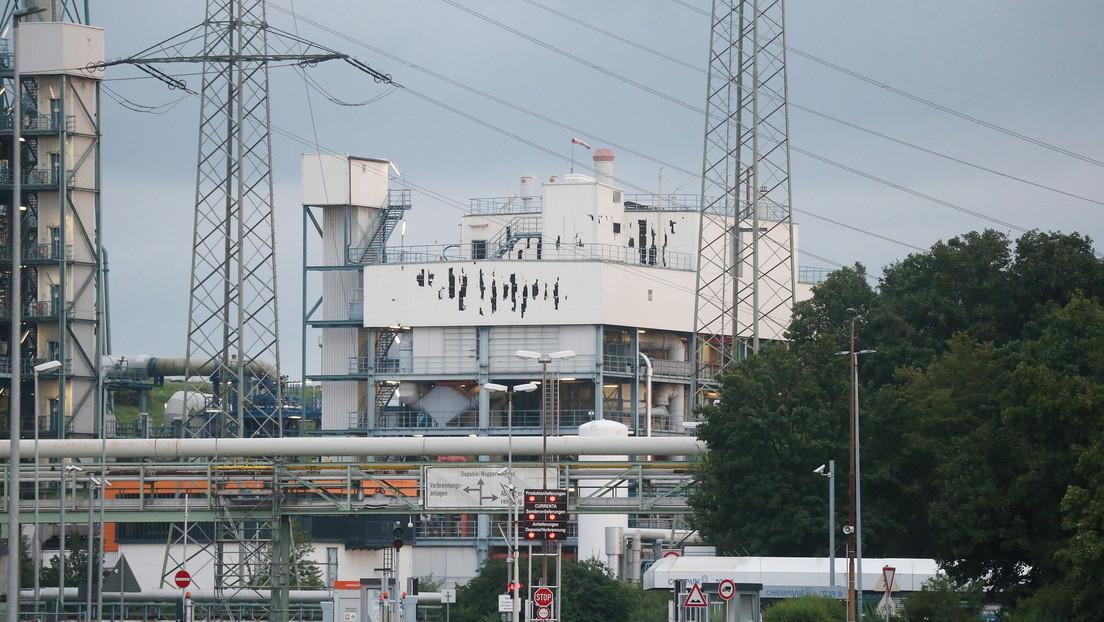 """Greenpeace-Expertin: Der Chempark ist eine """"tickende Zeitbombe"""""""