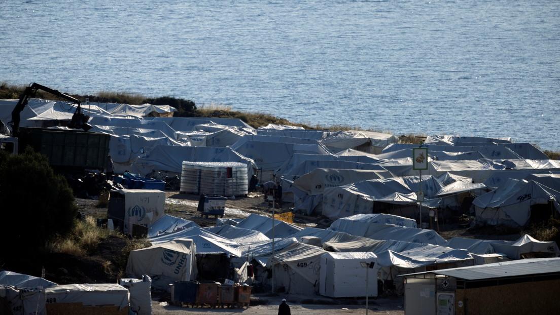 Migrantenstreit mit der Türkei: Griechenland schaltet EU ein