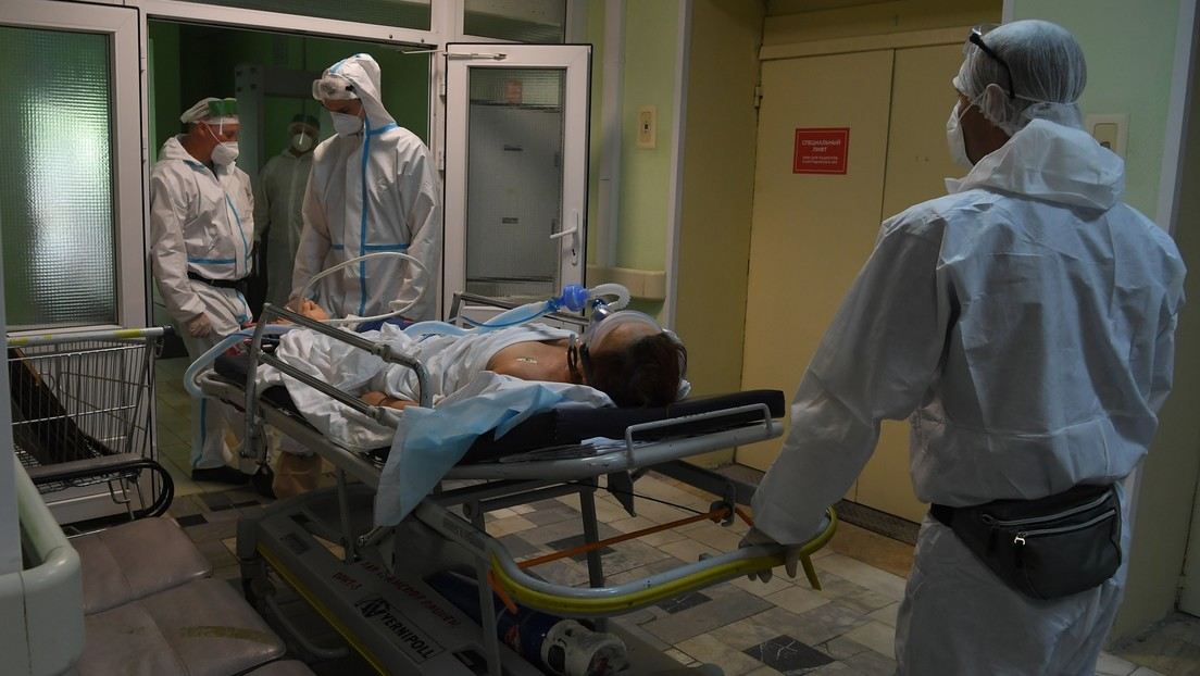 Russland: Einige geimpfte Schwerkranke an COVID-19 gestorben