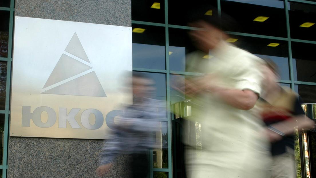 Internationales Tribunal verurteilt Russland zur Zahlung von fünf Milliarden Dollar an Yukos Capital