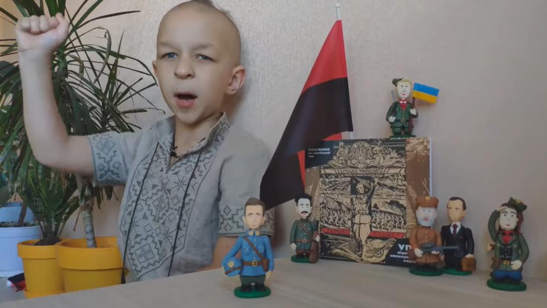 """""""Ich hasse Russisch"""": Wie ein neunjähriger Junge zum ukrainischen Nationalisten erzogen wird"""