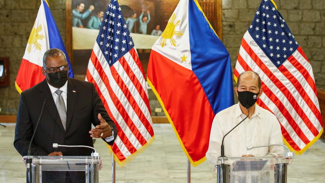 Klarer Feind, schwammige Strategie: US-Verteidigungsminister Austin besucht Südostasien