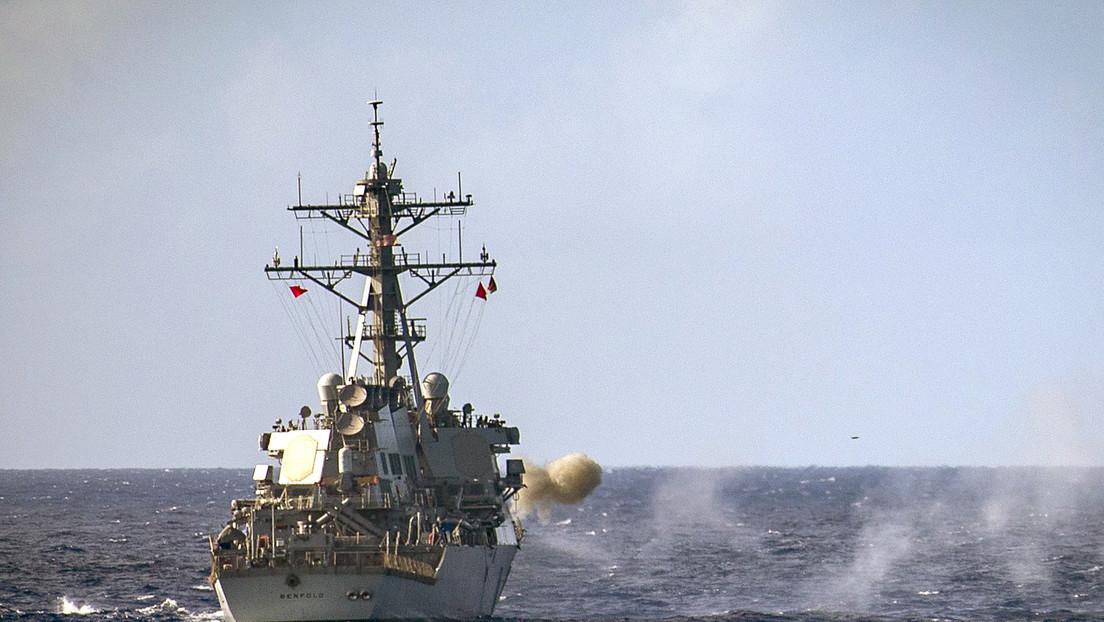 """Peking nennt USA """"größten Zerstörer des Friedens"""" – nach erneuter Provokation mit Kriegsschiff"""