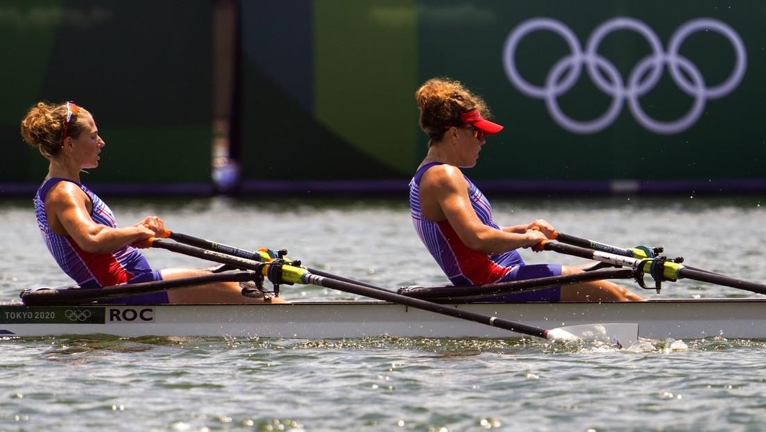 """Medaillen-Neid? US-Olympionikin kommentiert russisches Silber mit """"ein scheußliches Gefühl"""""""