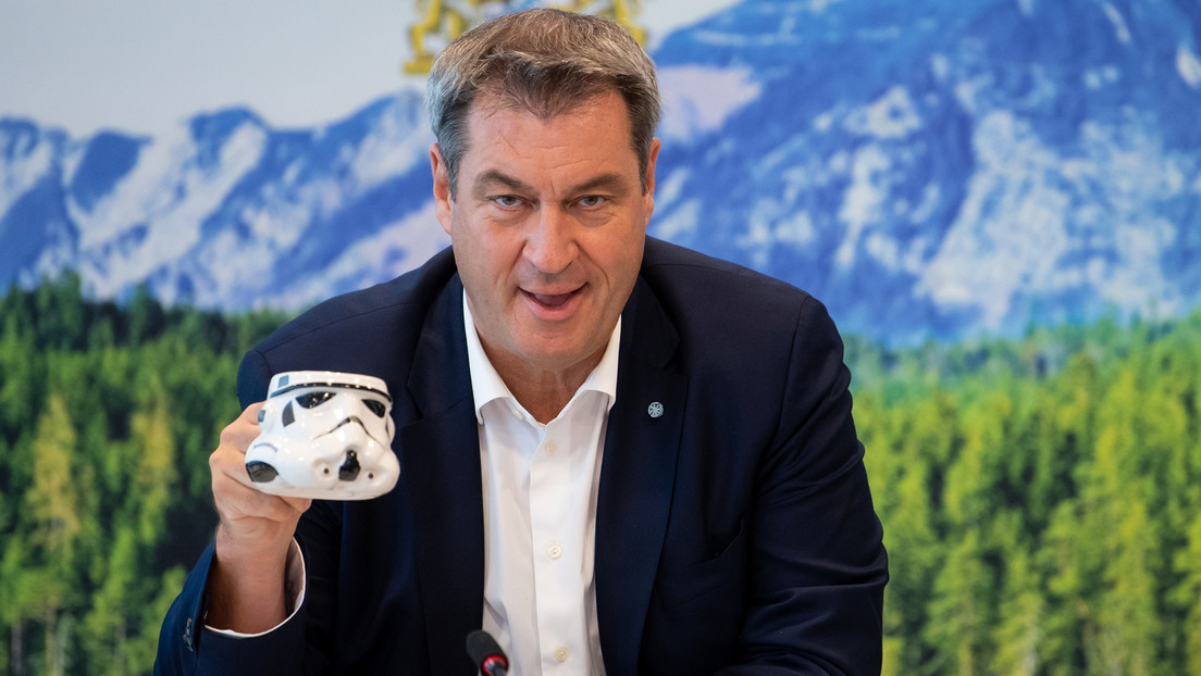 """Söder: """"Wir stehen auf der höchsten Stufe menschlicher Zivilisation"""" – Sorge vor Ampel-Koalition"""