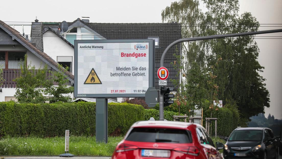 Nach Explosion in Leverkusen: Keine Dioxin-Rückstände in Rußpartikeln festgestellt
