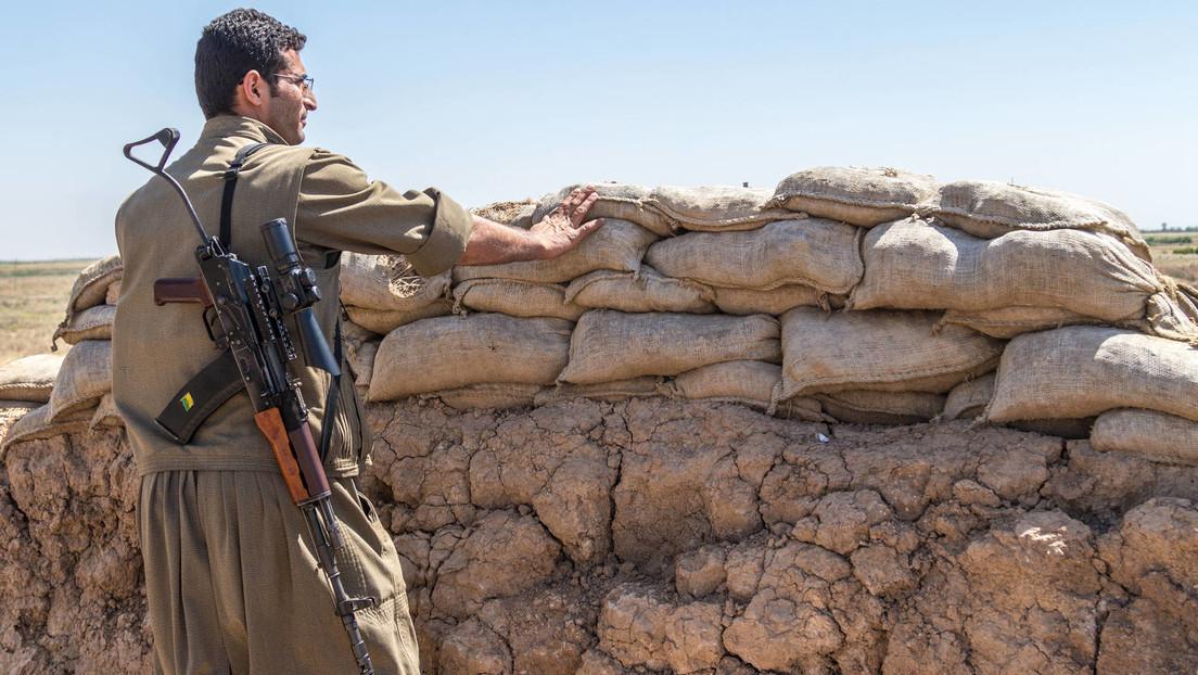 Bruderzwist im Nordirak: Kurdische Parteien bekämpfen sich