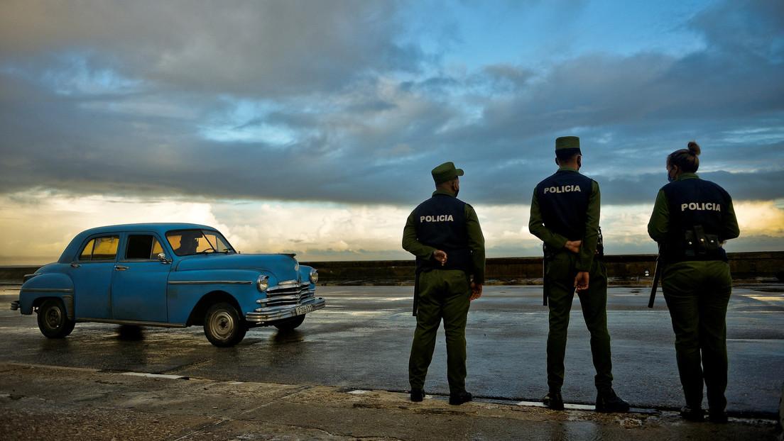 USA sanktionieren Kubas Polizei – Havanna protestiert gegen Entscheidung