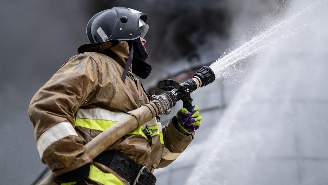 Explosion in Chemiewerk in Russland: Mindestens ein Todesopfer und mehrere Verletzte