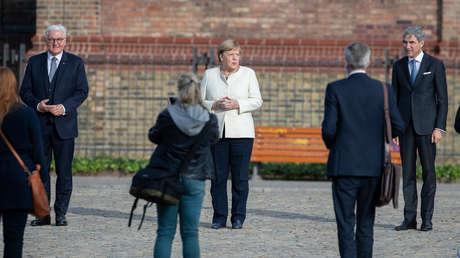 Prozess gegen Merkel wegen Thüringen-Wahl: AfD lehnt Verfassungsrichter als befangen ab