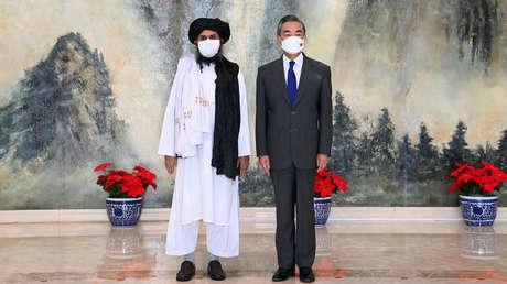 """Taliban-Chef: """"China ist ein verlässlicher Freund des afghanischen Volkes"""""""